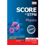 First Term Score in STPM Physics