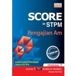 Penggal 1 Score in STPM  Pengajian Am