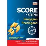Penggal 1 Score in STPM Pengajian Perniagaan