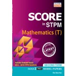 Second Term Score in STPM  Mathematics (T)