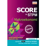 Penggal 2 Score in STPM  Makroekonomi
