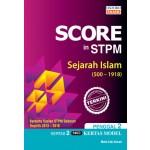 Penggal 2 Score in STPM Sejarah Islam (500-1918)