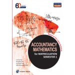 Semester 1 Accountancy Mathematics for Matriculation