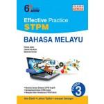 Penggal 3 Effective Practice STPM  Bahasa Malaysia