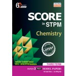 3rd Term Score in STPM Chemistry
