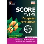Penggal 3 Score in STPM Pengajian Perniagaan