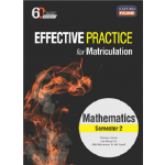 Semester 2 Effective Practice for Matriculation Mathematics
