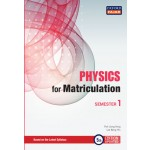 Semester 1 Physics for Matriculation 5th Edition