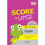 UPSR Score in Model Test Papers English