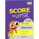 UPSR Score in Kertas Model Matematik