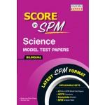 SCORE IN SPM MOD TEST PP SCI '19