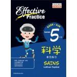 Primary 5 Effective Practice Latihan Topikal SJK Sains