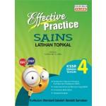 Tahun 4 Effective Practice Latihan Topikal SK Sains