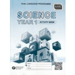 TAHUN 1 ACTIVITY BOOK DLP SCINCE SK