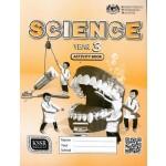 TAHUN 3 ACTIVITY BOOK DLP SCIENCE SK
