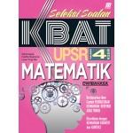 Tahun 4 Seleksi Soalan KBAT Matematik (Bilingual)