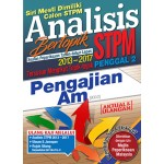 Penggal 2 STPM Analisis Bertopik 2013-2017 Pengajian Am