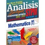 Penggal 2 STPM Analisis Bertopik 2013-2017 Mathematics T
