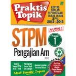 Penggal 1 STPM Praktis Topik 2013-2018 Pengajian Am