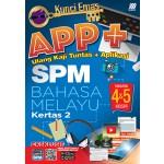 SPM Kunci Emas APP+ Bahasa Melayu Kertas 2