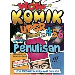 UPSR WOW Komik Penulisan