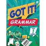 Tahun 1 GOT IT! Grammar KSSR