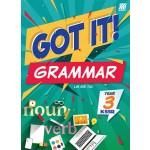 Tahun 3 GOT IT! Grammar KSSR