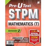 Penggal 2 STPM Teks Pra-U Mathematics T Edisi 2019