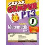 S1 GERAK GEMPUR PT3 MAT(BIL) '19