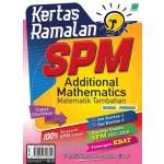KERTAS RAMALAN SPM ADDITIONAL MATHEMATICS(BILINGUAL)