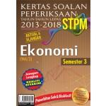 Penggal 3 STPM KSPTL 2013-2018 Ekonomi