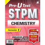 Penggal 1 STPM Teks Pra-U Chemistry