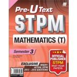 Penggal 3 STPM Teks Pra-U Mathematics T