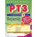 TINGKATAN 1 KERTAS MODEL PRA-PT3 SEJARAH