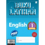 Tahun 1 Buku Latihan KSSR English