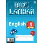 Tahun 3 Buku Latihan KSSR English