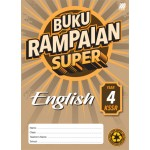 Tahun 4 Buku Rampaian Super English