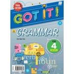 Tahun 4 Got It Grammar
