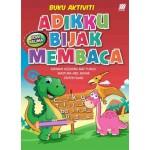 Buku Aktiviti Adikku Bijak Membaca