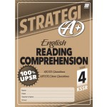 Tahun 4 Strategi A+ English Reading Comprehension