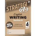 Tahun 4 Strategi A+ English Writing (Section A)