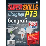 SUPER SKILLS ULANG KAJI PT3 GEOGRAFI
