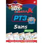 KUNCI EMAS FORMULA A+ PT3 SAINS