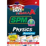 KUNCI EMAS FORMULA A+ SPM PHYSICS(REVISION)