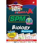 KUNCI EMAS FORMULA A+ SPM BIOLOGY(REVISION)