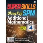 TINGKATAN 4 SUPER SKILLS ULANG KAJI SPM ADDITIONAL MATHEMATICS