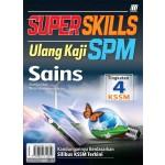 TINGKATAN 4 SUPER SKILLS ULANG KAJI SPM SAINS