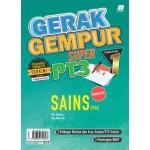 TINGKATAN 1 GERAK GEMPUR SUPER PT3 SAINS(BILINGUAL)