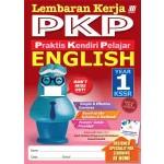 Tahun 1 Lembaran Kerja PKP English