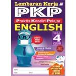 Tahun 4 Lembaran Kerja PKP English